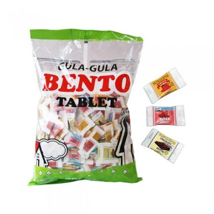 1kg Bento Tablet Candy (Whole Sale in Selangor)