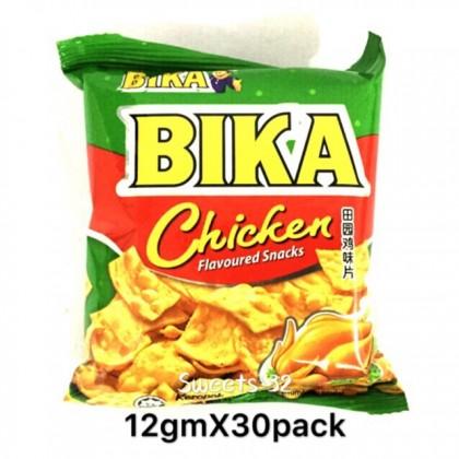 BIKA Chicken 12gmX30pack