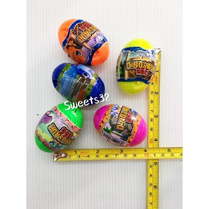 DinosaurEggPopping Candy30pcs suitable for party bag Gula Meletup Mulut