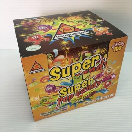 Super Pop Popping Candy 100pcs
