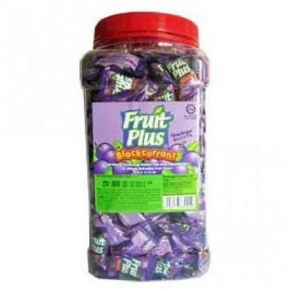 1kg (350pcs +-) Fruit Plus-Blackcurrant (Whole Sale in Selangor)