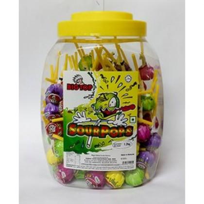 1.1kg Big Top Lollipop (sour)
