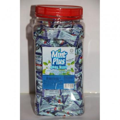 1kg (350pcs) Mint Plus-Cool Blue (Whole Sale in Selangor)