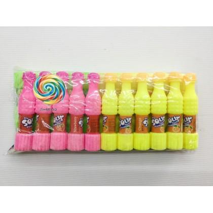 Big Sour Powder Candy 20pcs suitable for party goodies bag