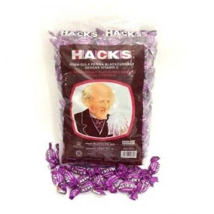 1.5kg Hacks Blackcurrant Sweets (wholesale in Selangor)
