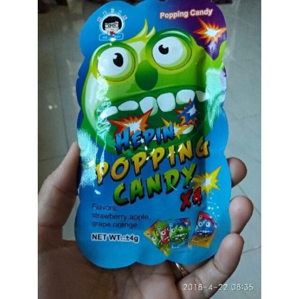 Hepin Popping Candy 30pcs suitable for party goodies bag