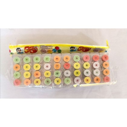 Whistle Candy/Pipi Candy 70pcs suitable for party goodies bag childhood